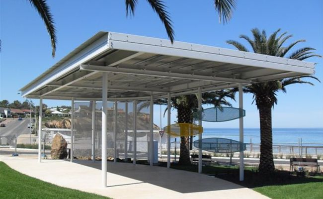 Deck Shelter Screens Christies Beach image